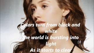 Emmy Rossum So Right Lyrics