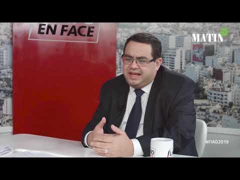 Video : Mohsen Adel, invité de l'Info en Face spécial FIAD