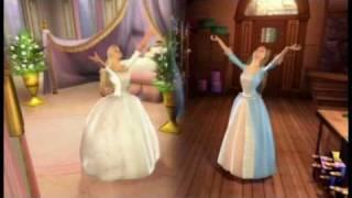 Libre Sere.Barbie(Cancion version latino) HD La Princesa y LA plebeya.