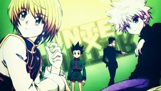 HUNTER X HUNTER [AMV] - Onlap - Whispers In My Head (500 subs)