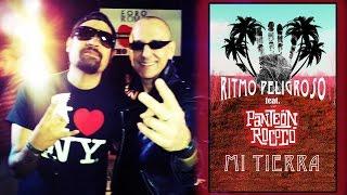 """Ritmo Peligroso feat. Dr. Shenka y Panteón Rococó """"Mi Tierra"""""""