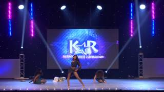 Dance Time Inc. Contemporary Dance -Tired by Kelly Price
