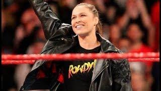 """Wwe Canción de Ronda Rousey """"Bad Reputation"""""""