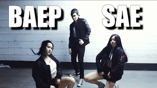 [XTINE] BTS (방탄소년단) - 'BAEPSAE (뱁새)' (Choreography by SMS DANCE ACADEMY) Dance Cover