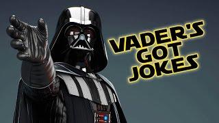 Vader's Got Jokes - Star Wars Parody (Nerdist Presents)