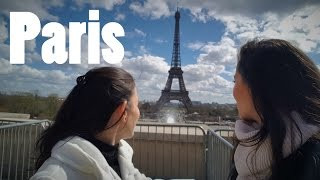 Paris trip with my Sis, up to Euro Disney - Beyonce Cover, Crazy in love