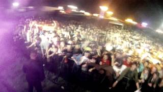 Pitchin Dirtyphonics SLAM + STAGE @ Garorock 2012