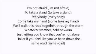 Not Faded - Alan Walker/Eminem Mashup - Lyrics