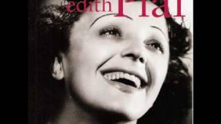 Edith Piaf _ Non, Je ne regrette rien (tradução)