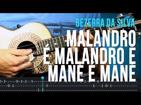 Bezerra da Silva - Malandro é Malandro e Mané é Mané