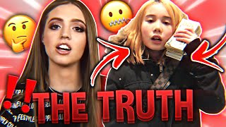 THE TRUTH ABOUT LIL TAY AND WOAH VICKY!?? width=