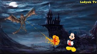 Mickey mouse superheros clubhouse finger family mickey mouse vs dragon nursery rhymes