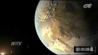 Kepler-186F - Nasa descobre planeta igual a Terra em zona habitável de outra Estrela