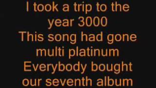 the jonas brothers-year 3000 lyrics