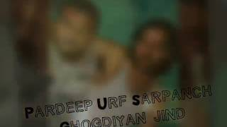 pardeep urf sarpanch  parshan urf lambu gang  -shoot da order