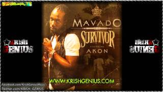 Mavado Ft. Akon - Survivor [Nov 2011]