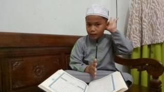 Syehk Rasyid Mebaca Surat Al Kahfi