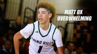 Lamelo ball mix MATT OX - Overwhelming (Prod. OogieMane)