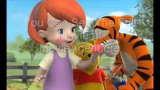 My Friends Tigger and Pooh The Hundred Acre Wood Haunt (2008) PART 1 OF 15