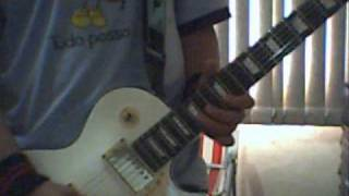 I Live My Life For You - Firehouse Guitar Cover Gb