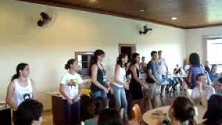 Dança da Lavadeira
