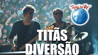 Titãs - Diversão (Ao Vivo no Rock in Rio)