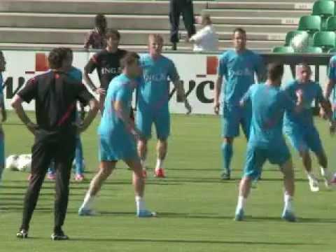 Euro-2012 - Les Pays-Bas ne pensent qu'à la victoire