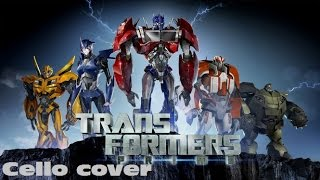 Transformers Prime¦ Cello Cover