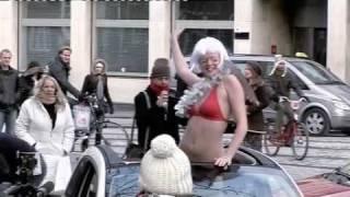Fiat 500C Cool Bikini Contest Amsterdam - OFFICIAL VIDEO