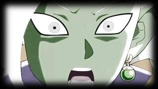 Goku's Rage