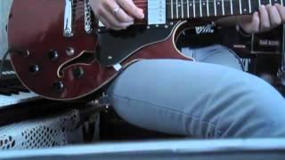 Slavi Trifonov & Ku-ku Band - Jiva Rana Guitar Solo Cover