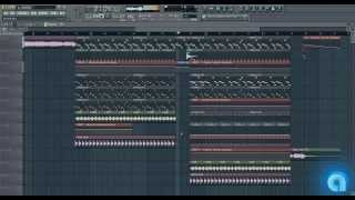 Hard Rock Sofa vs Eva Shaw - Get Down (Fl Studio Remake) Incl. FLP