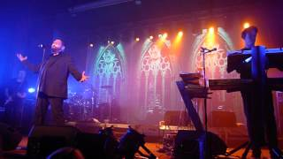Alphaville in Lycksele, 23.4.2016 - Jerusalem