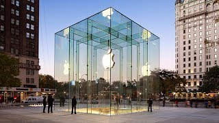History of the Fifth Avenue Apple Store