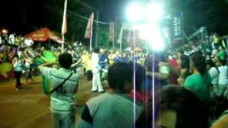 explosion samba show