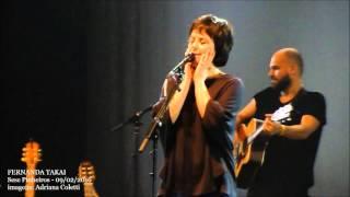 Fernanda Takai - Amar Como Jesus Amou - Sesc Pinheiros 09/2/16