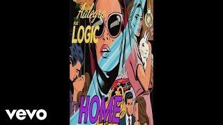 Snoh Aalegra - Home (Remix) [Audio] ft. Logic