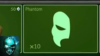 New Supply! - Phantom  (15,000 Subs Special) (Concept) - Tanki Online - Ghost Animator TO
