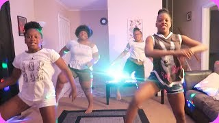 DANCING TO ADDICTED MY FETTY WAP | NELSISTERS4L