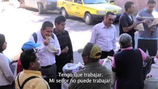 Querétaro Cuenta. Doña Mari.