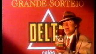 Anúncio Delta Cafés - Brigite Monique