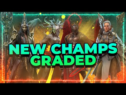 3.30 NEW Champs Graded LIVE! | RAID Shadow Legends