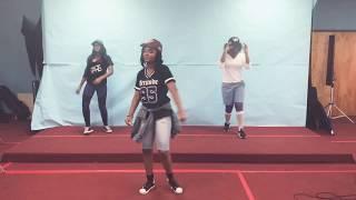 Mavado- My League (Dance Cover) @Dancehall Funk Choreography