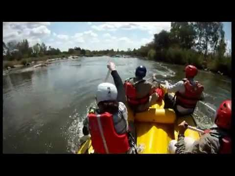 VREDEFORT DOME RIVER RAFTING