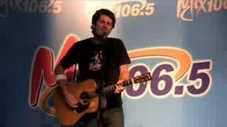 Matt Nathanson - All We Are - Live at Mix 106.5 San Jose