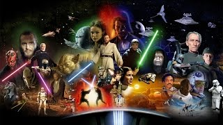MY TOP 100 STAR WARS CHARACTERS!