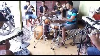 jesus me achou Thalles Roberto ( cover) Eliel e Banda