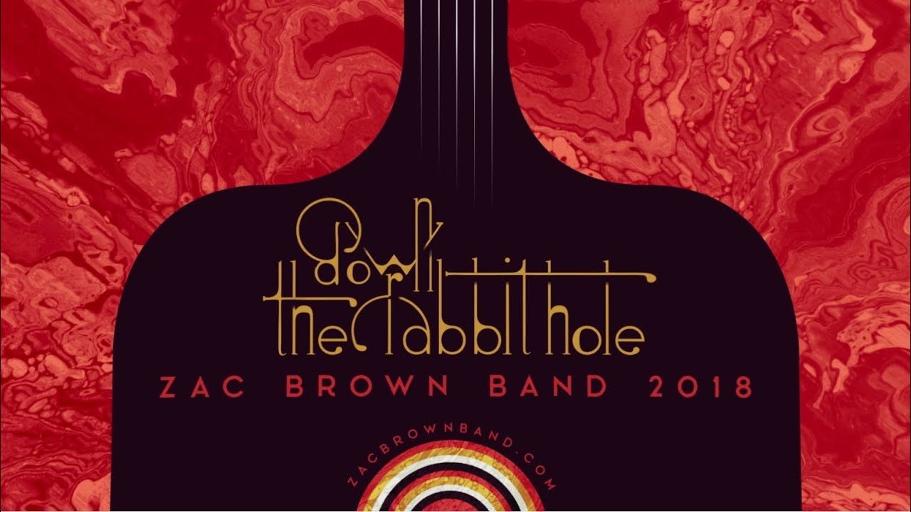 Coast To Coast Zac Brown Band Down The Rabbit Hole Tour Schedule 2018 In Virginia Beach Va