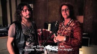 Angel Forrest - Rencontre avec Ricky Paquette pour Angel's 11