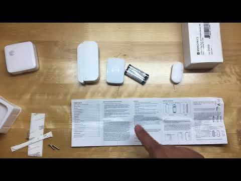 Z Wave Monoprice Motion Pir Sensor